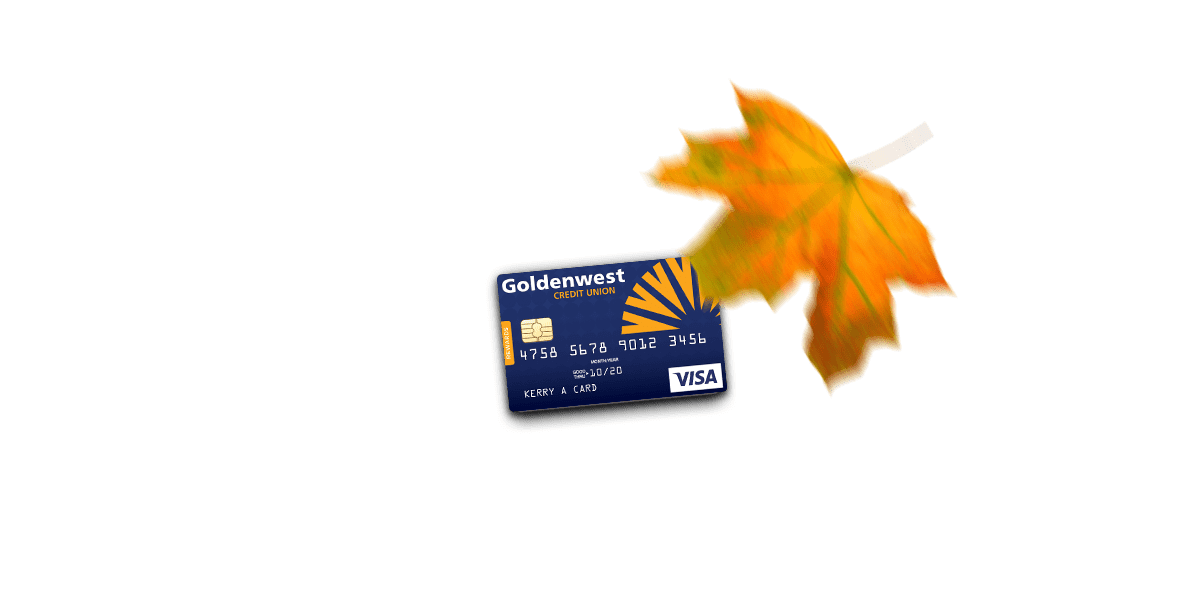 Goldenwest visa credit card