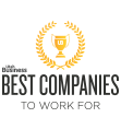 Utah Business Magazine's Best Companies to Work For Award