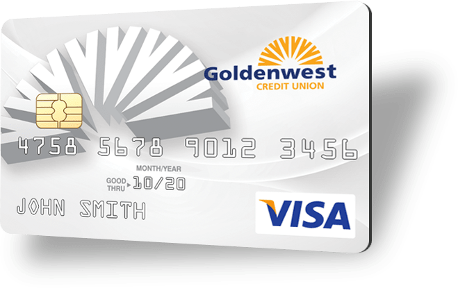 Goldenwest Visa Rewards Credit Card
