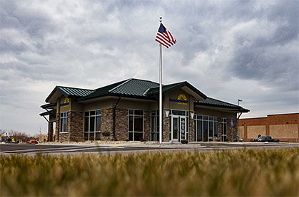 Photo of North Salt Lake Branch at 659 N Redwood Rd, North Salt Lake, UT 84054
